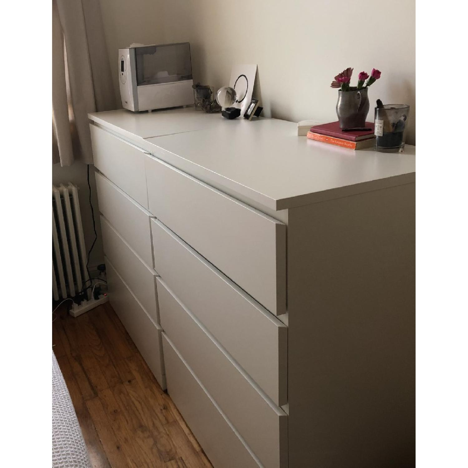 Ikea Malm 4-Drawer Chest-0
