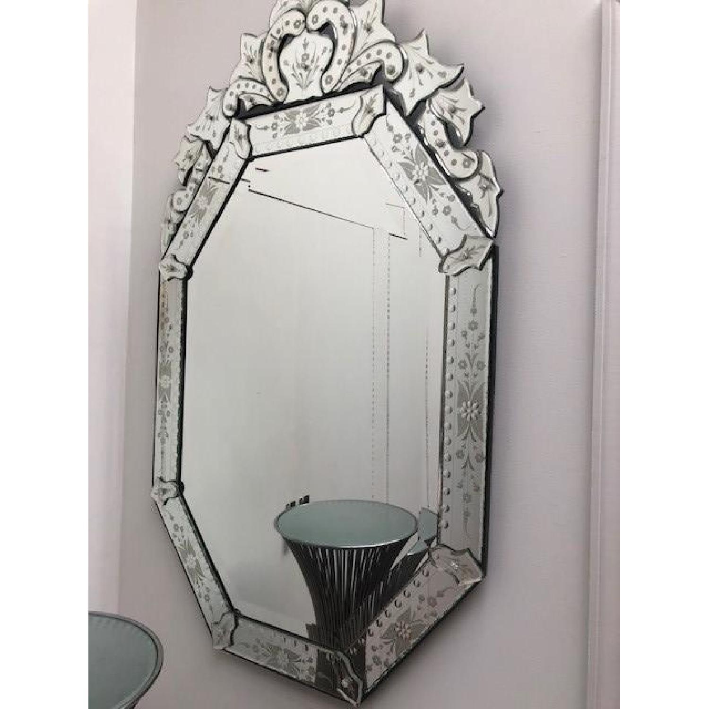 Octagonal Venetian Mirror-0