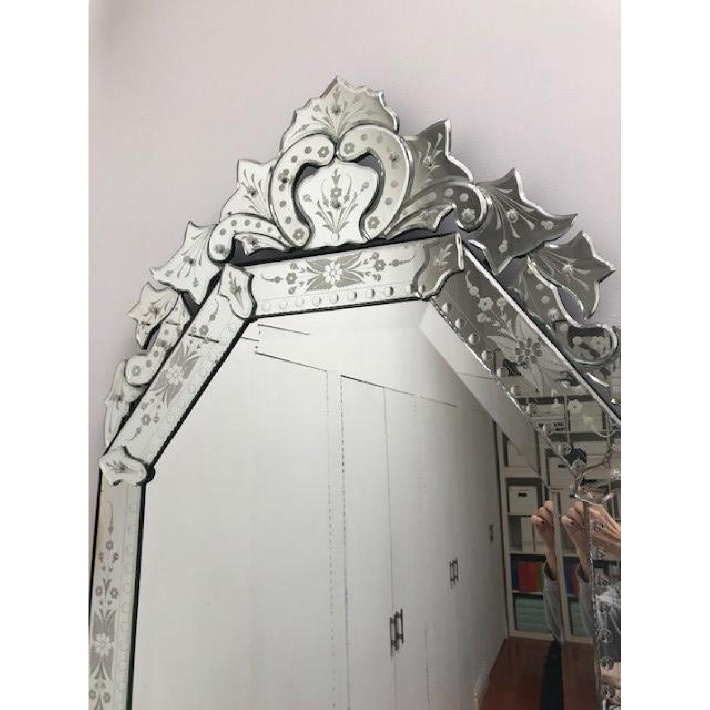 Octagonal Venetian Mirror-1