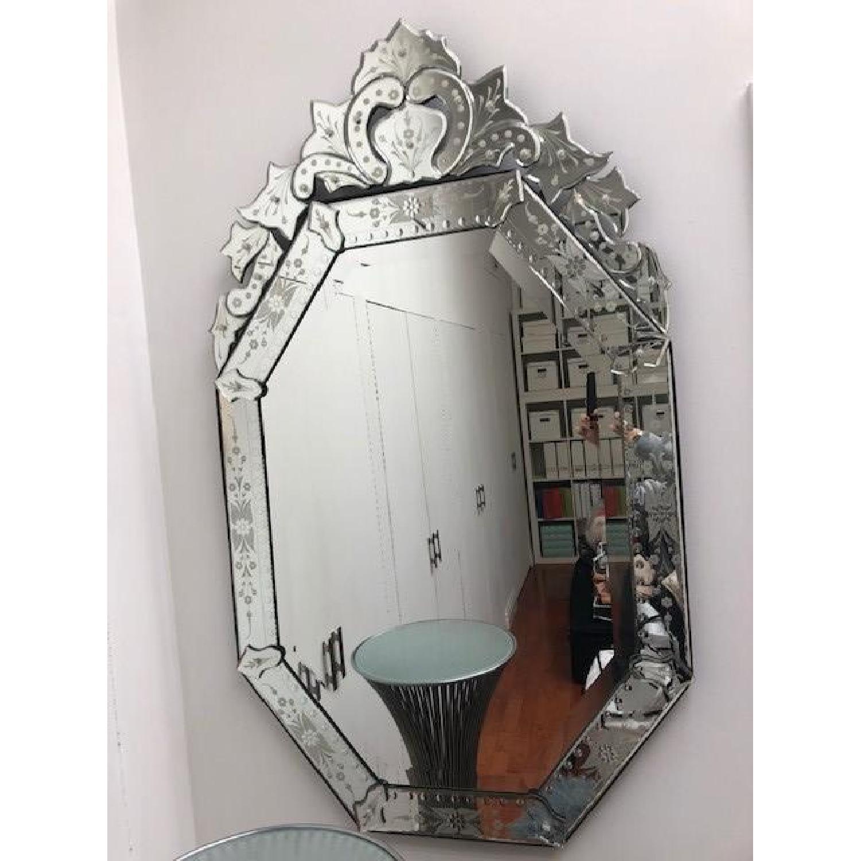 Octagonal Venetian Mirror-2