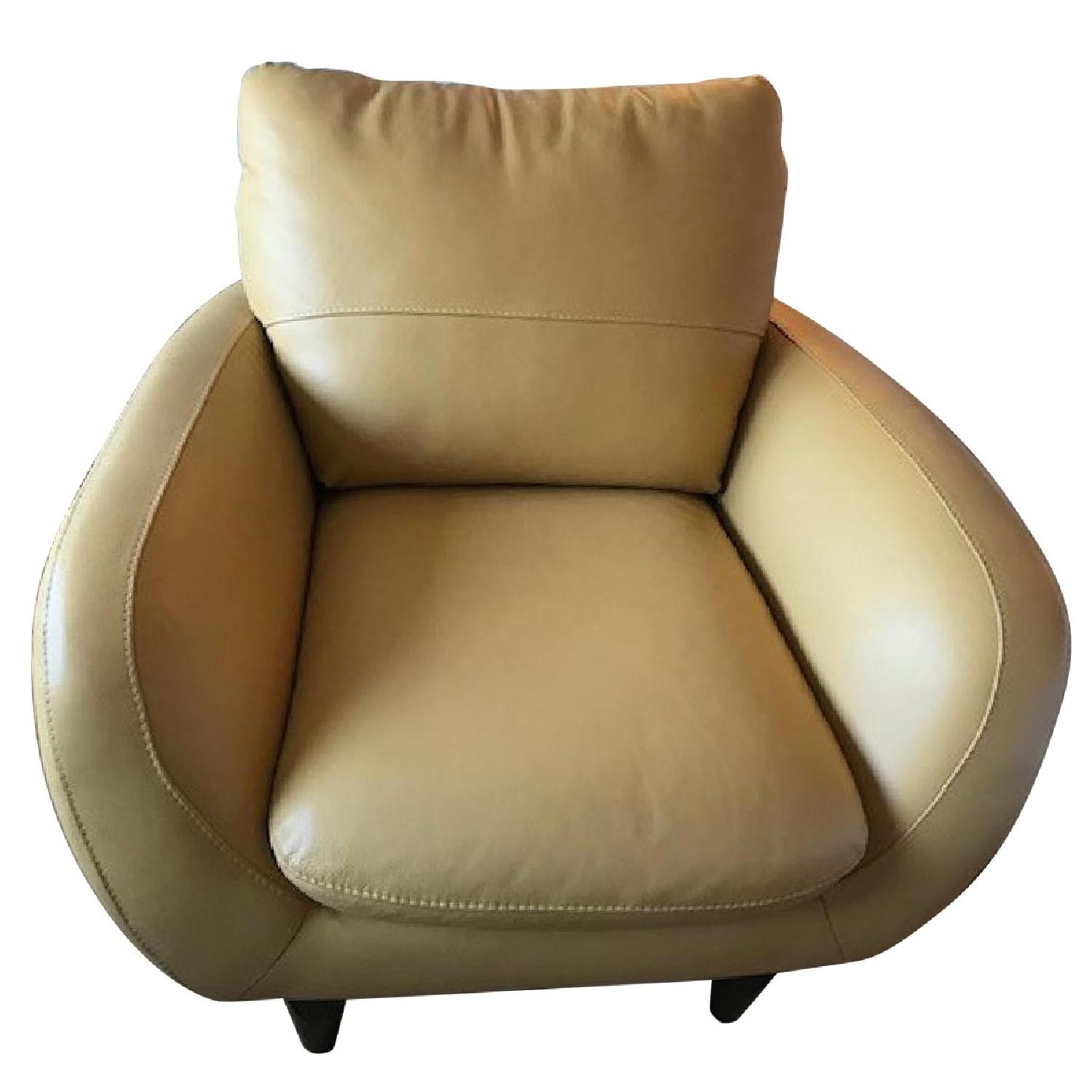 Macy's Italsofa Accent Chair