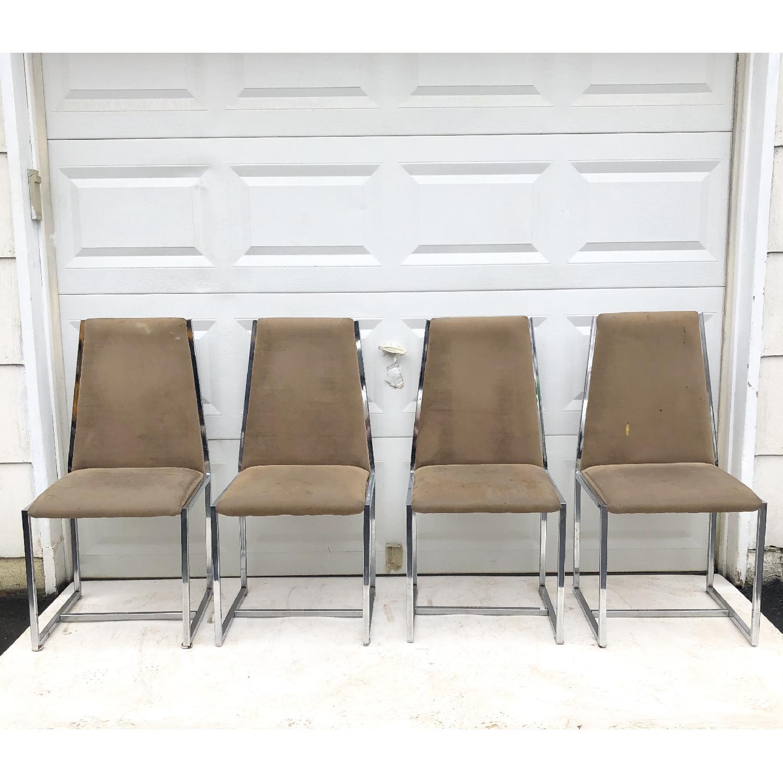Mid-Century Modern Italian Dining Chairs-0