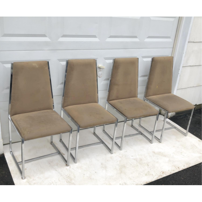 Mid-Century Modern Italian Dining Chairs-1