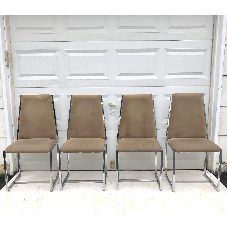 Mid-Century Modern Italian Dining Chairs-2