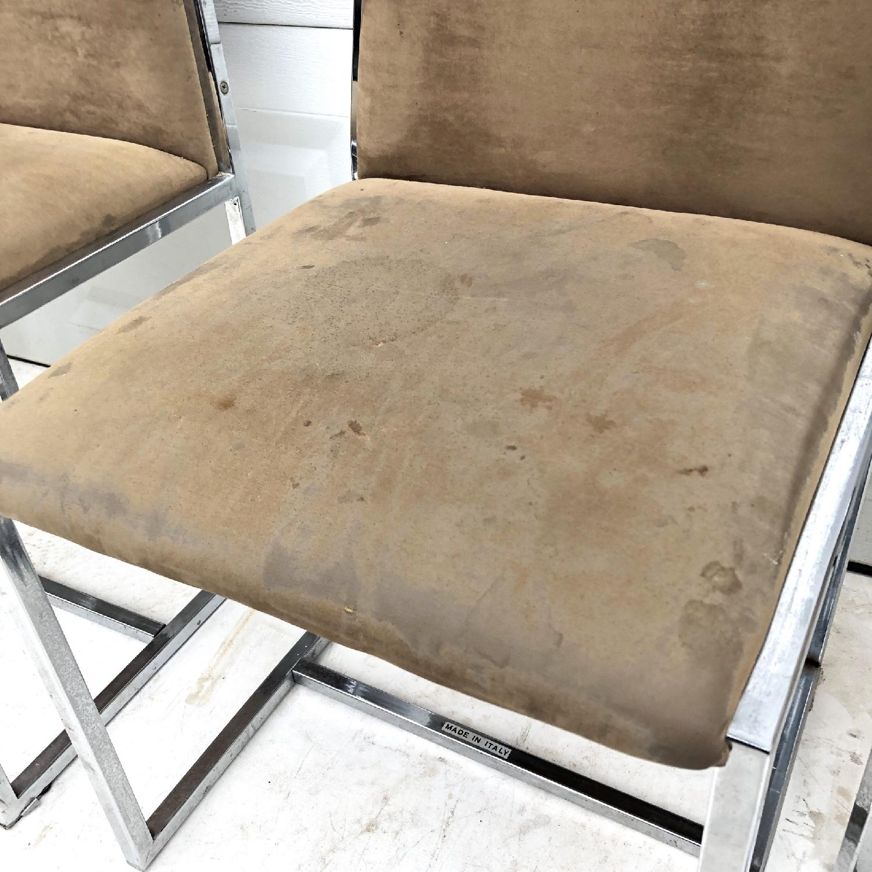 Mid-Century Modern Italian Dining Chairs-11