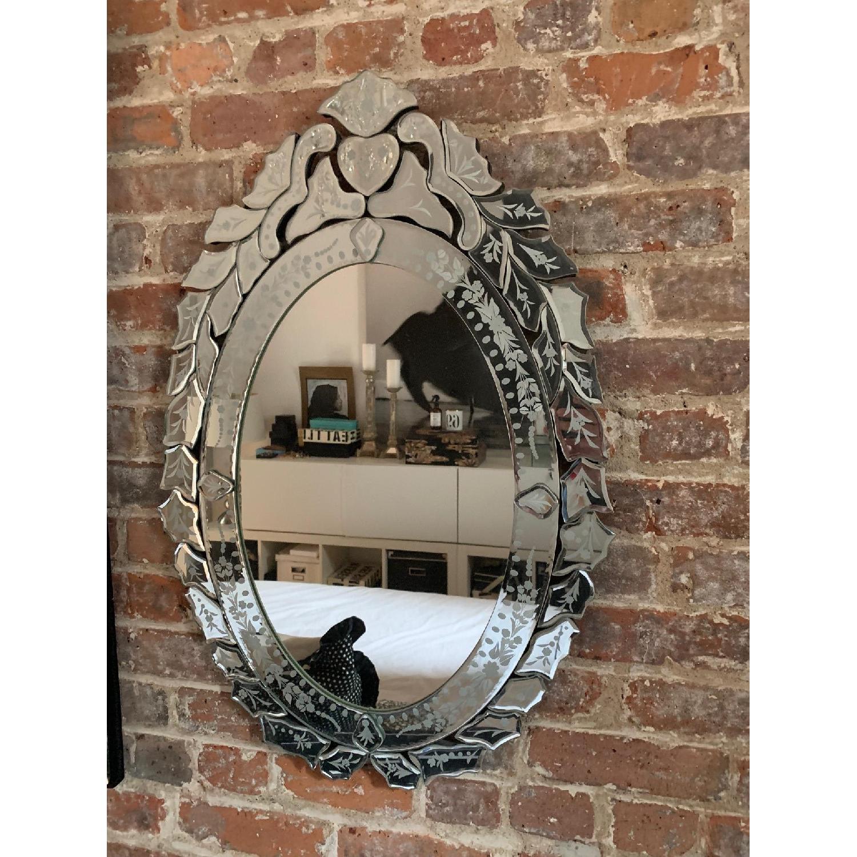 Oval Venetian Mirrors-1