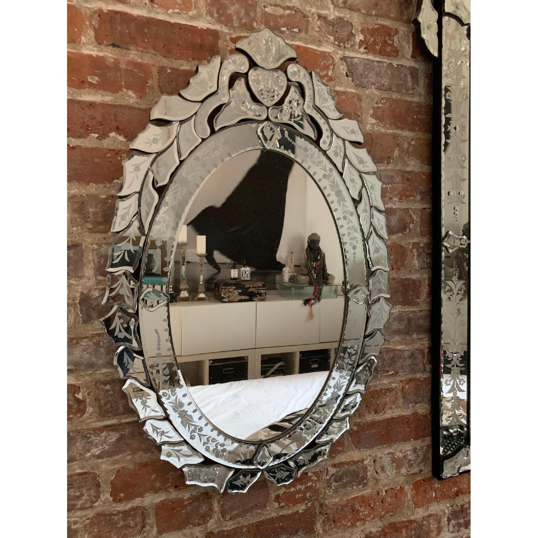 Oval Venetian Mirrors-2