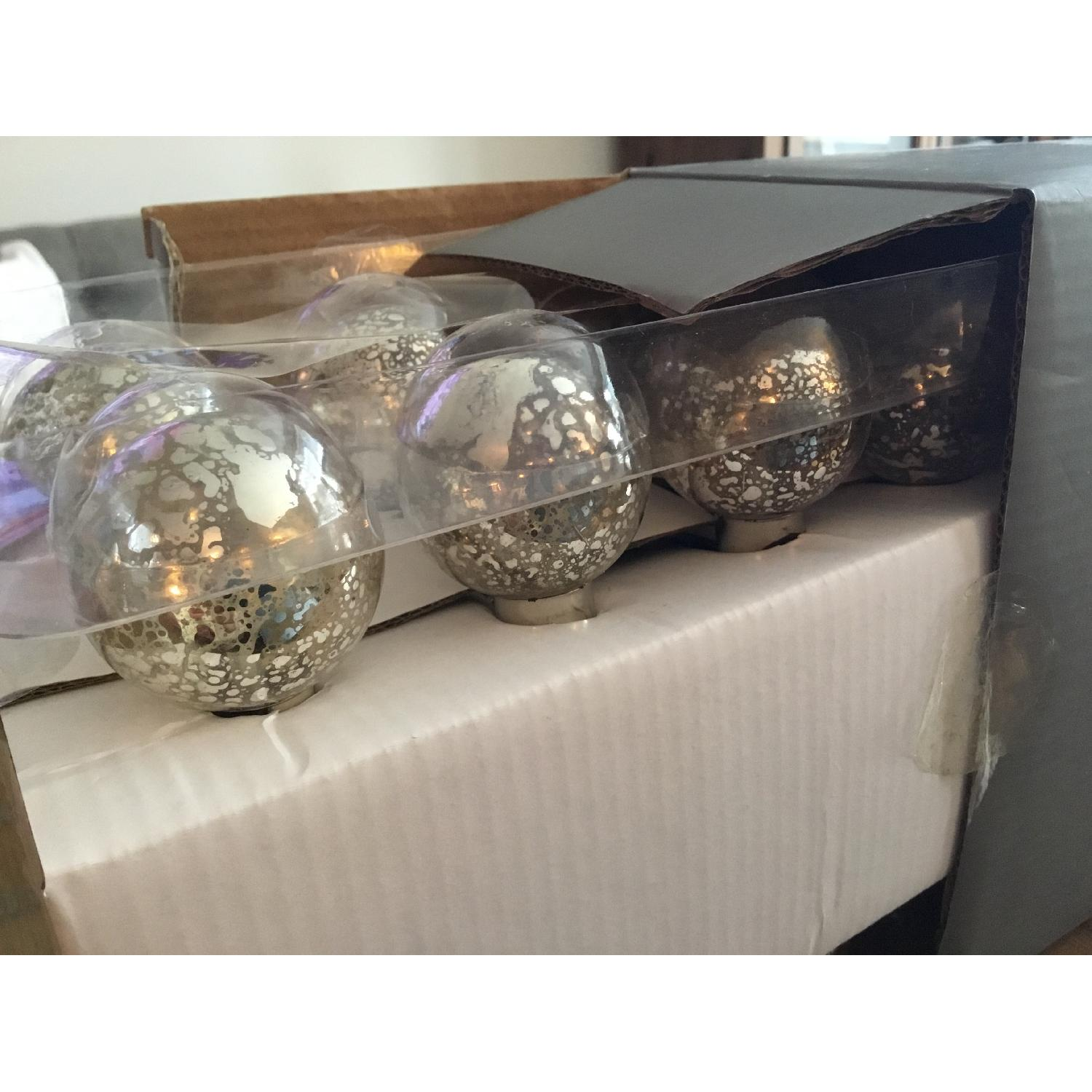 Restoration Hardware Mercury Glass Globe String Light-4