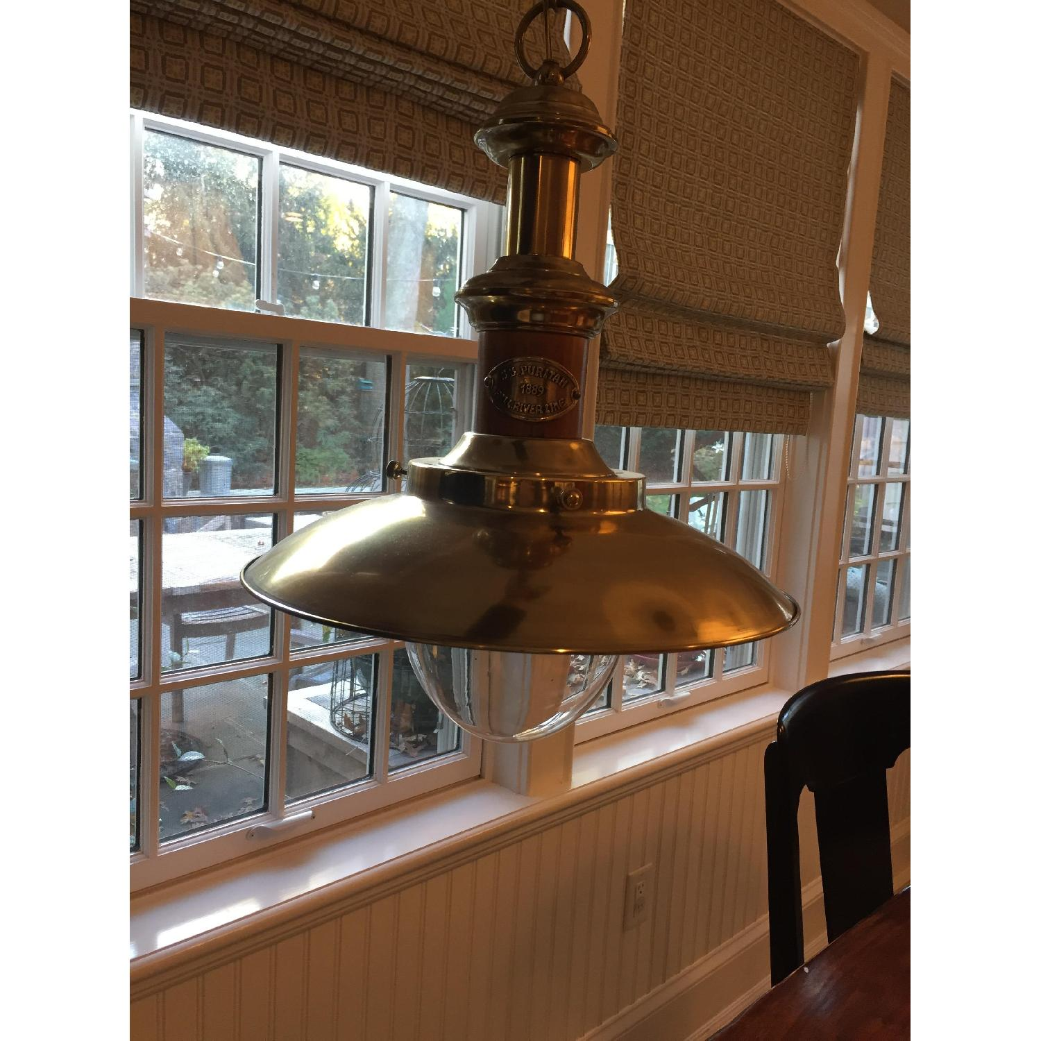 Fall River Lighting Industrial Chic Hanging Lamps-2