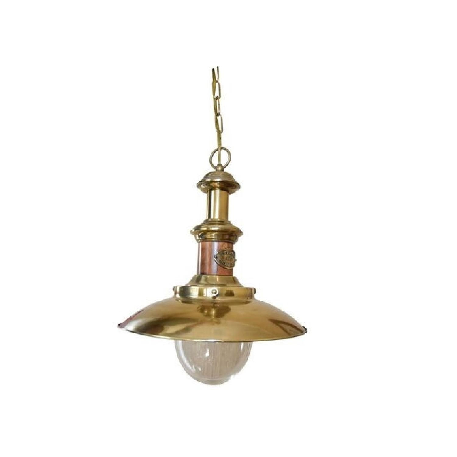 Fall River Lighting Industrial Chic Hanging Lamps