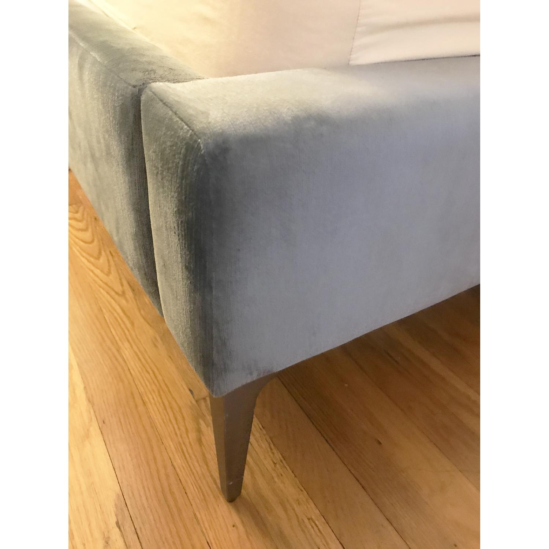 West Elm Andes Deco Upholstered Bed Frame-3