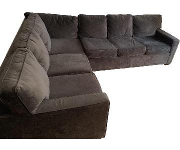Jennifer Convertibles Corner Sleeper Sectional Sofa