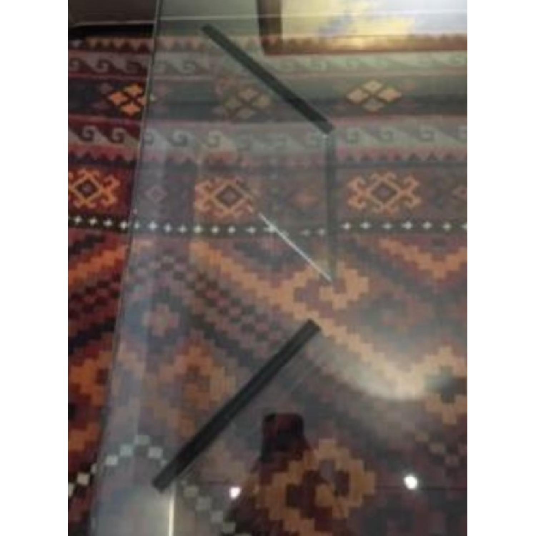 Custom Made Glass Coffee Table-1