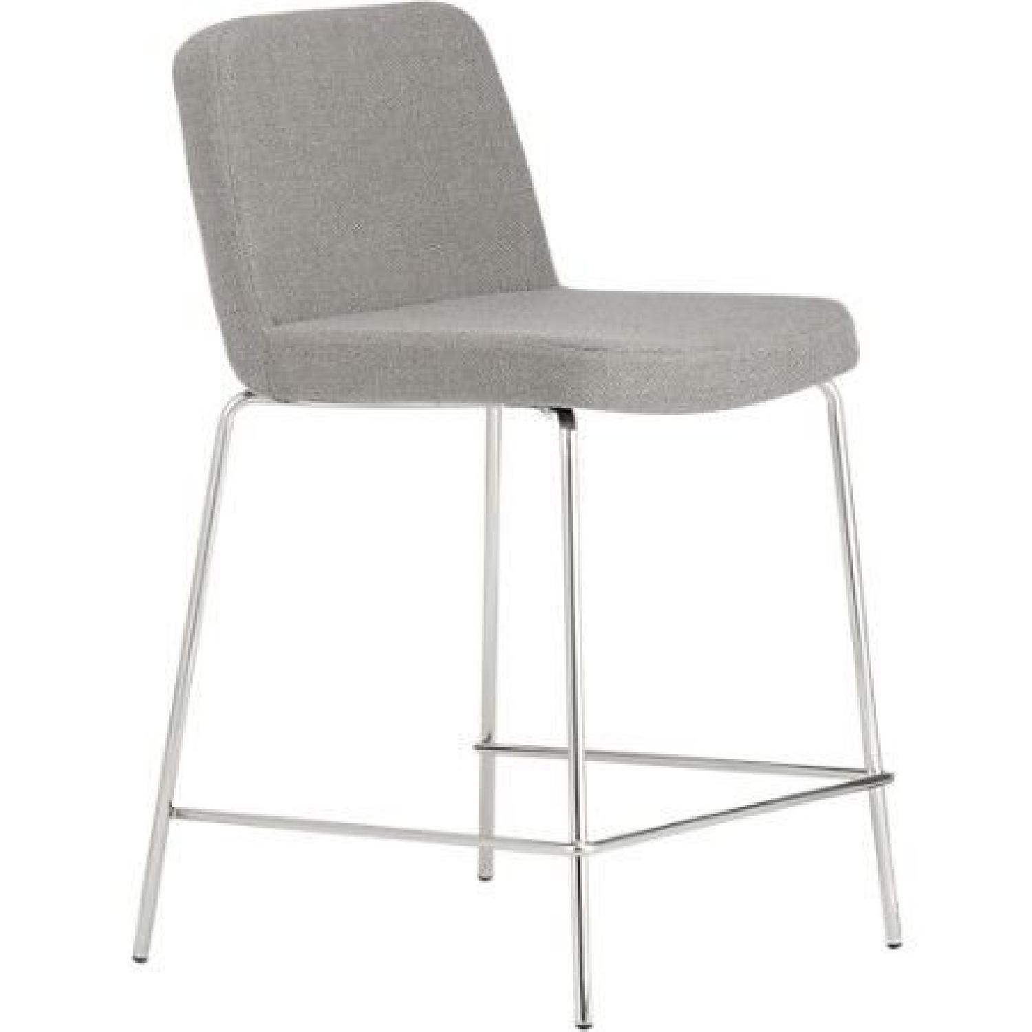 CB2 Charlie Counter Stools