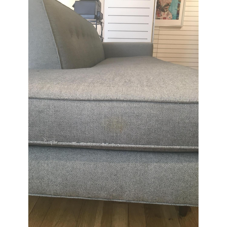 Design Within Reach Bantam Studio Sofa/Chaise Lounge-1