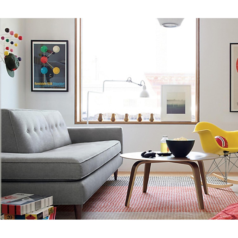 Design Within Reach Bantam Studio Sofa/Chaise Lounge-2