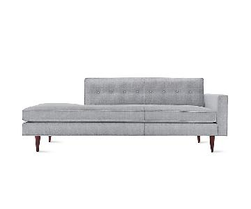 Design Within Reach Bantam Studio Sofa/Chaise Lounge