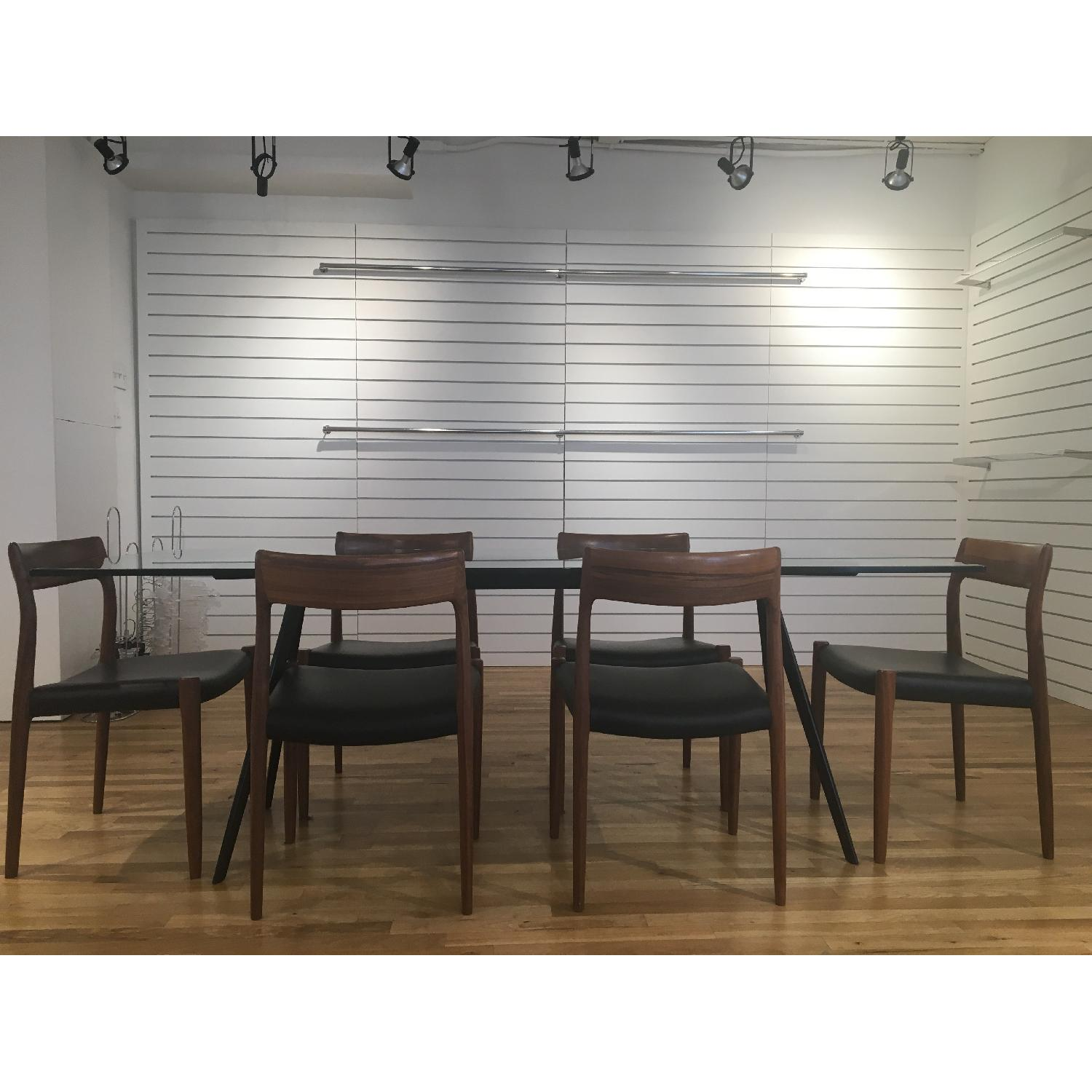 Design Within Reach Moeller Model 77 Side/Dining Chairs-0