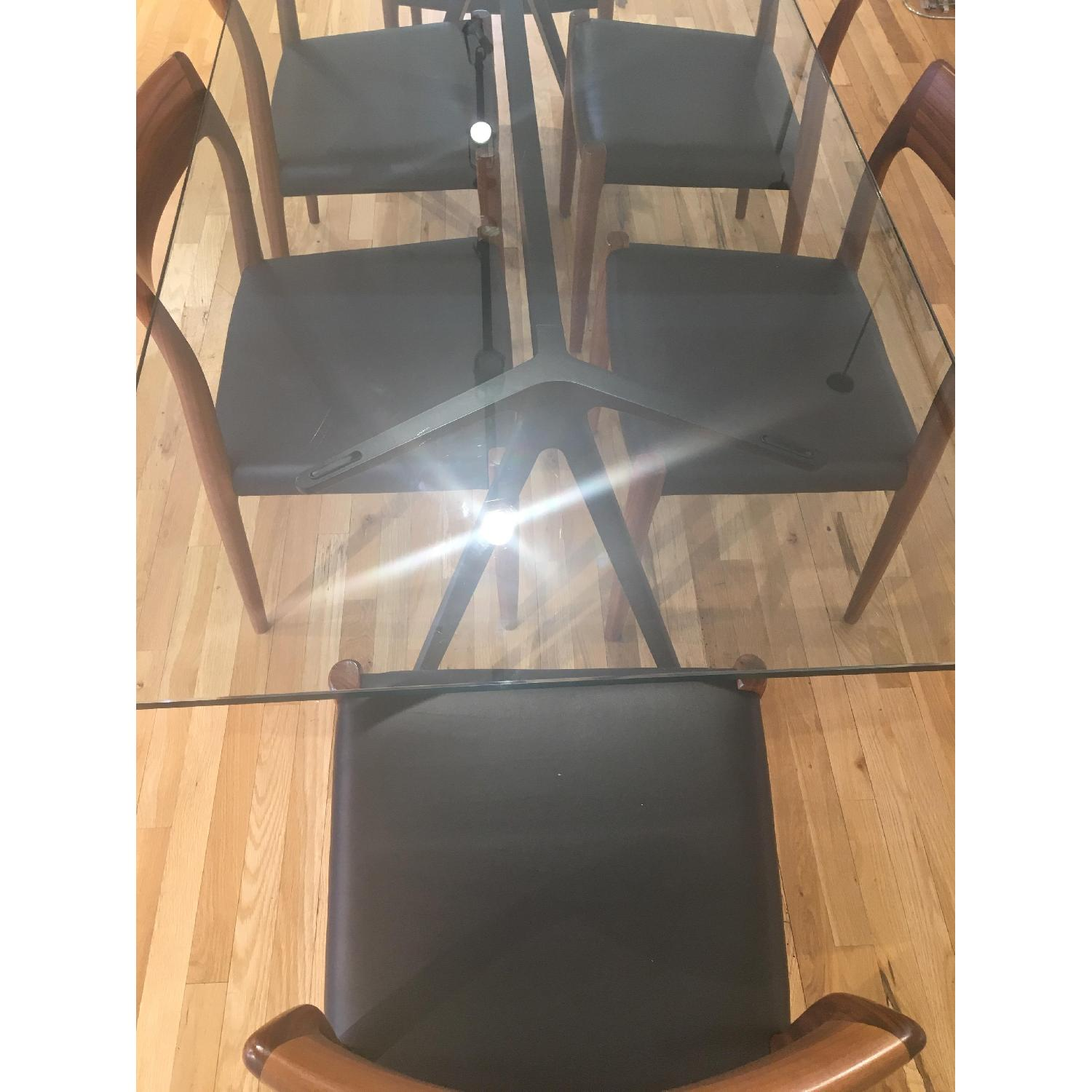 Design Within Reach Moeller Model 77 Side/Dining Chairs-3