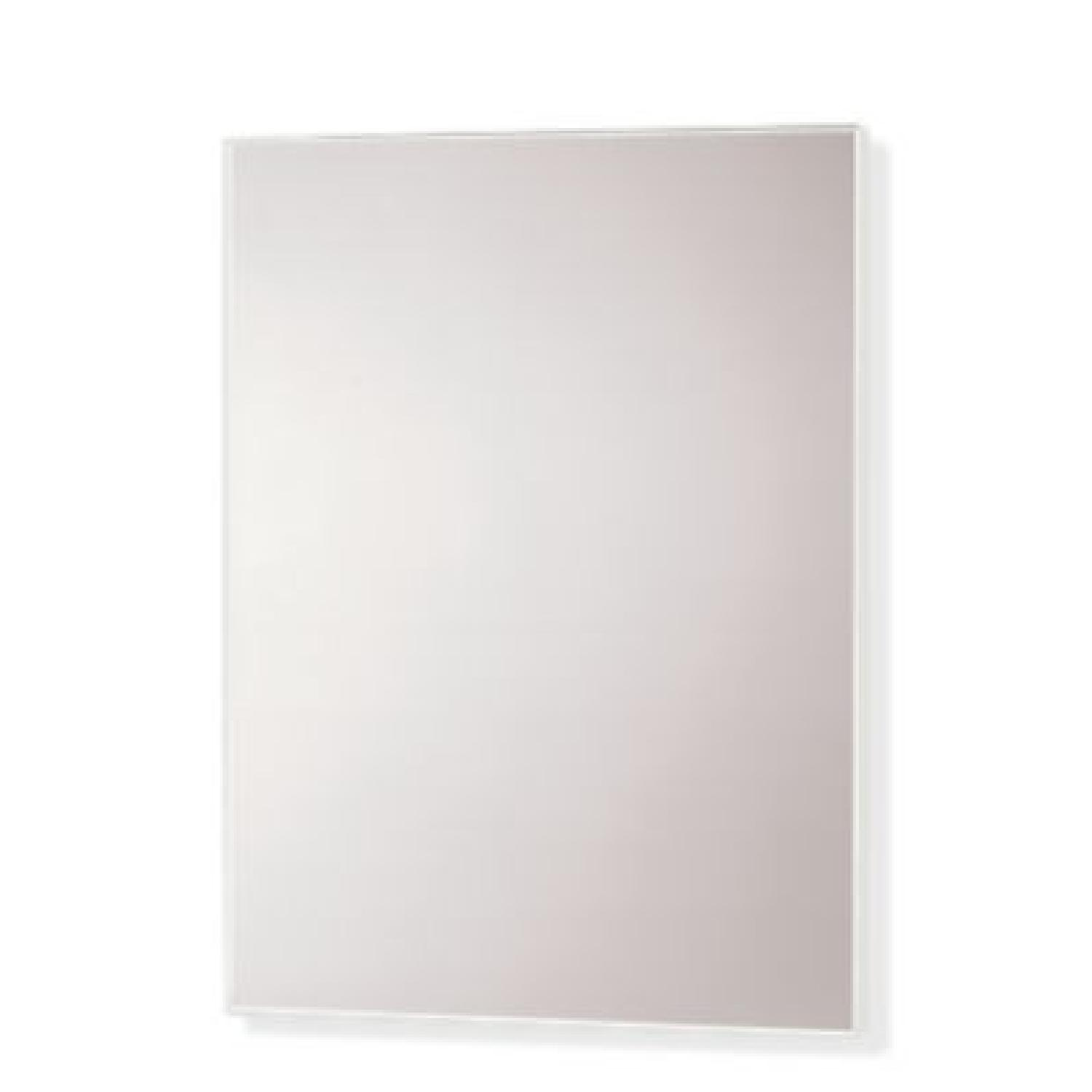 Room & Board Infinity Wall Mirror in White