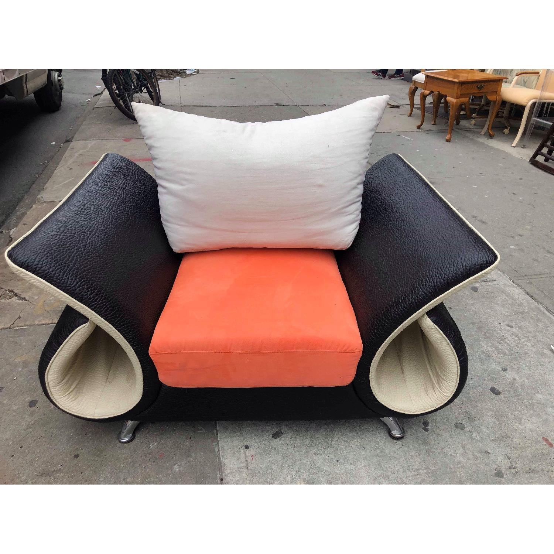 Modern Style Armchair-5