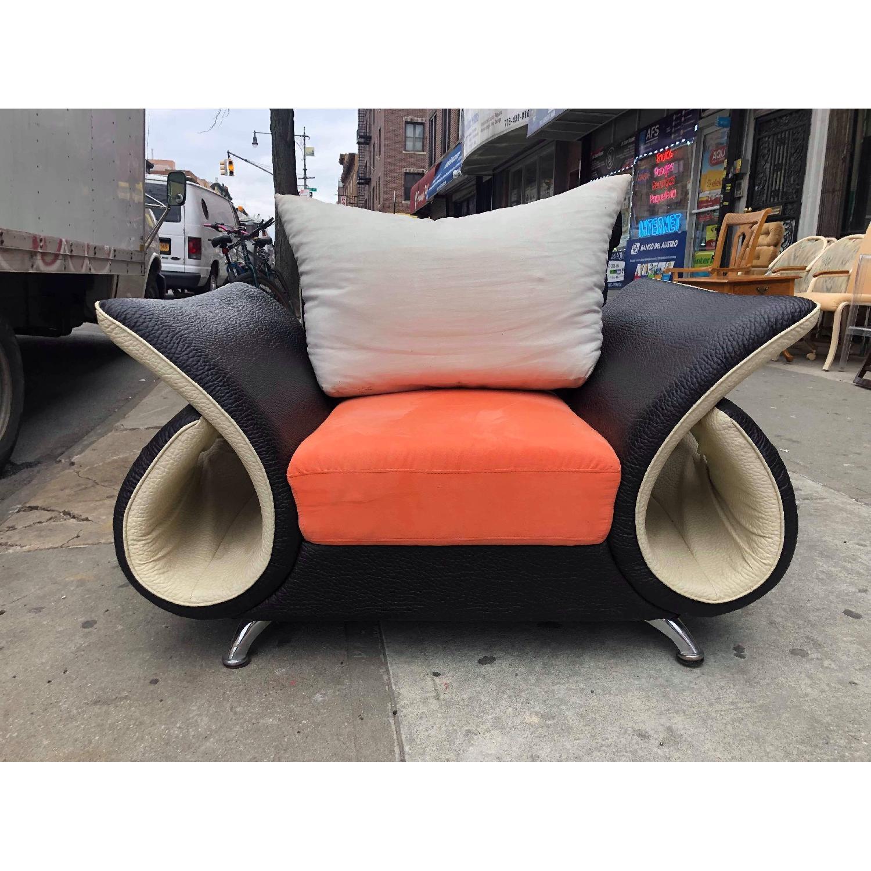 Modern Style Armchair-14