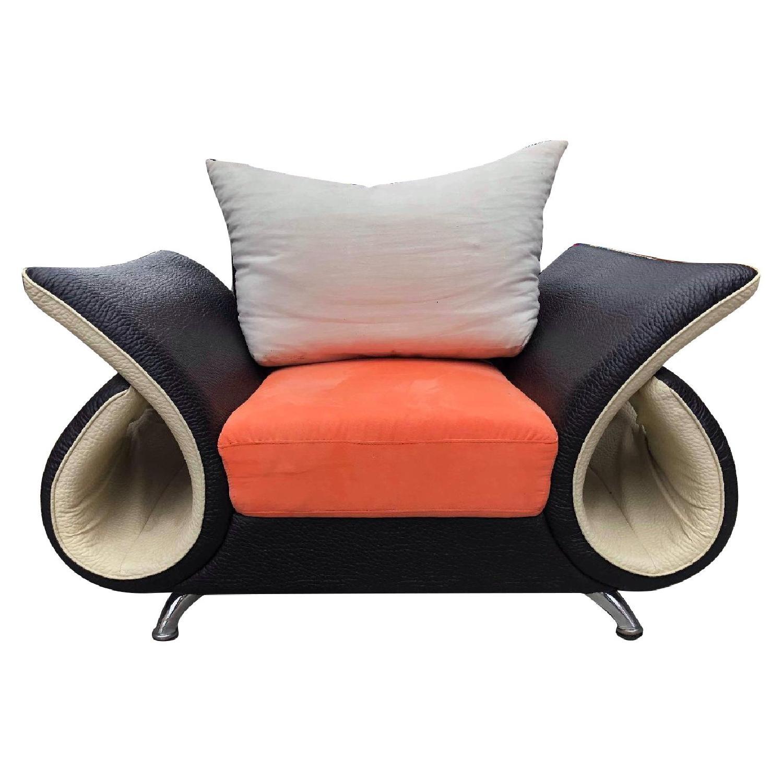 Modern Style Armchair