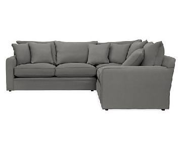 Room & Board Orson 3 Piece Sectional Sofa