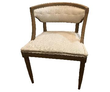 Restoration Hardware Swedish Demi-Lune Dining Chairs
