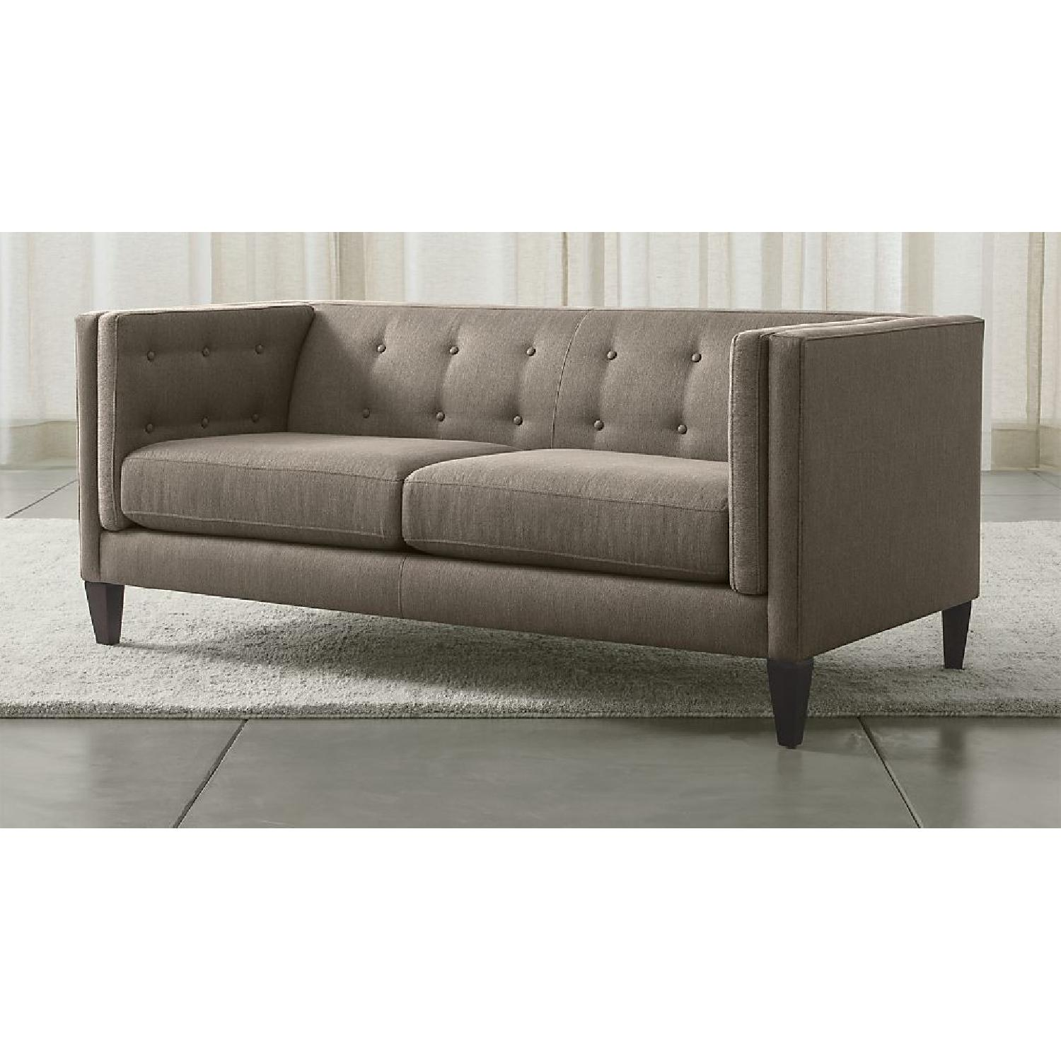 Crate & Barrel Aidan Apartment Sofa-0