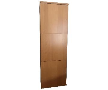 Ikea Bonde Wall Unit w/ Doors