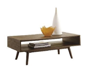 Langley Street Modern Coffee Table