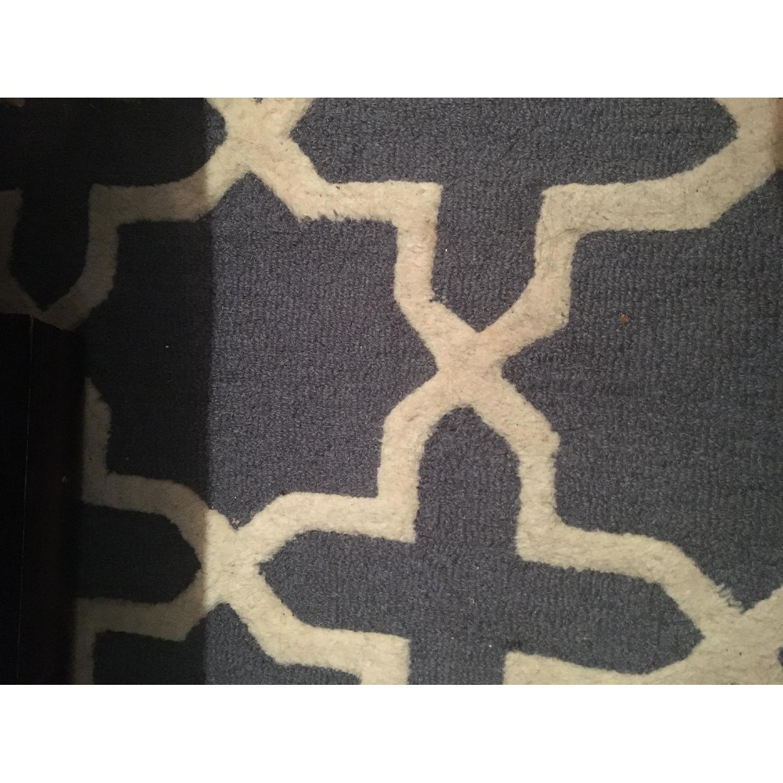 Safavieh Cambridge Moroccan Area Rug in Dark Gray/Ivory-2