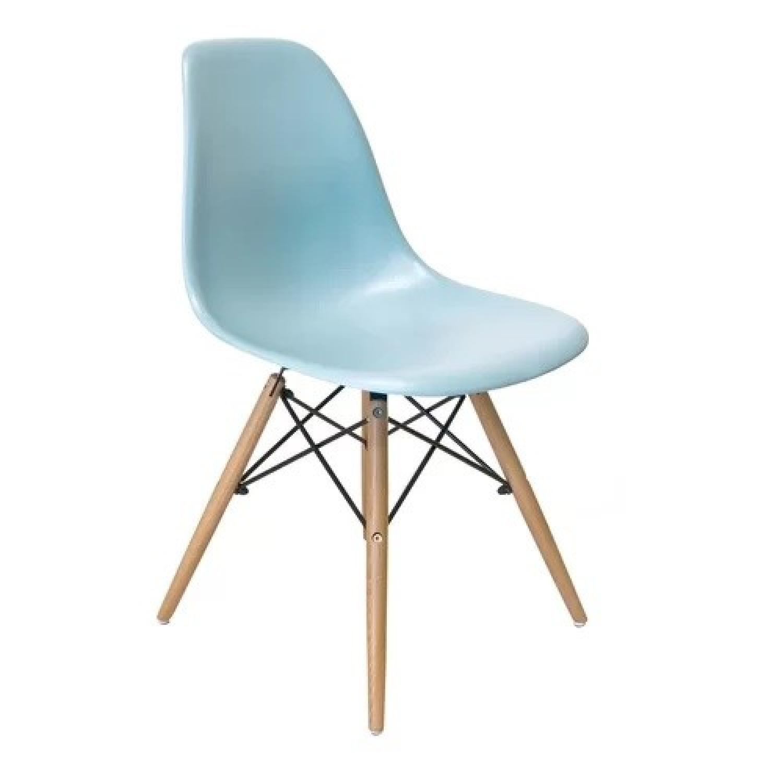 Langley Street Brook Light Blue Dining Chairs