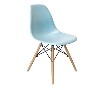 Langley Street Brook Light Blue Dining Chairs