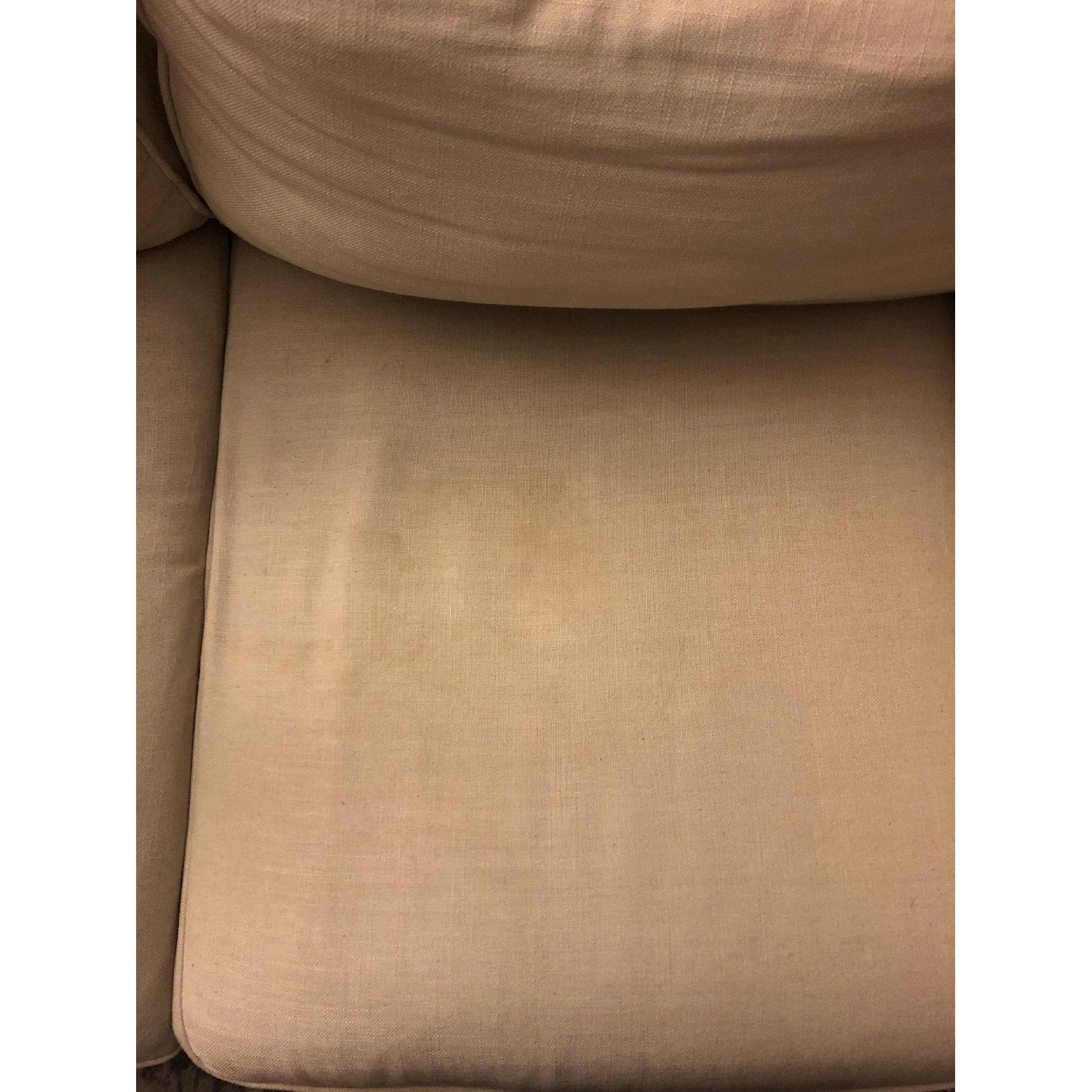 Pottery Barn Beverly Sectional Sofa w/ Chaise-5