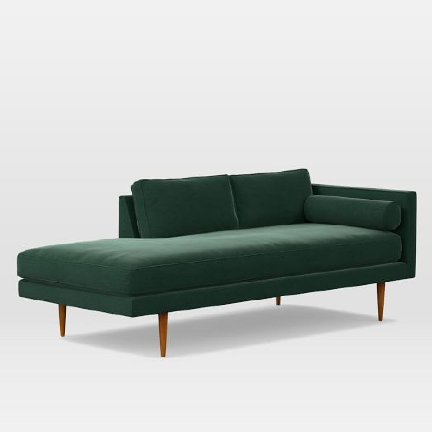 West Elm Monroe Mid-Century Chaise Lounger-1