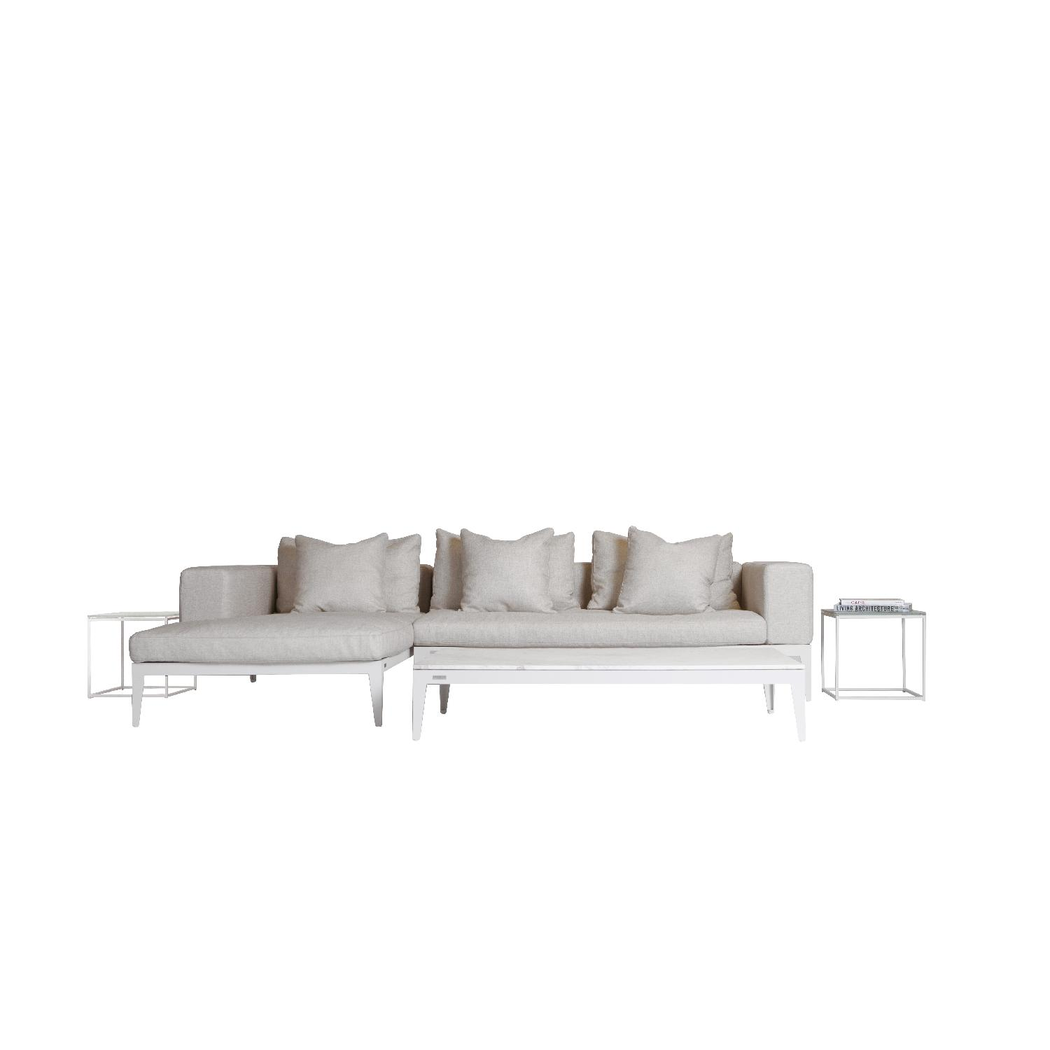 Harbour 1976 Balmoral 2-Piece Sectional Sofa w/ Chaise-0