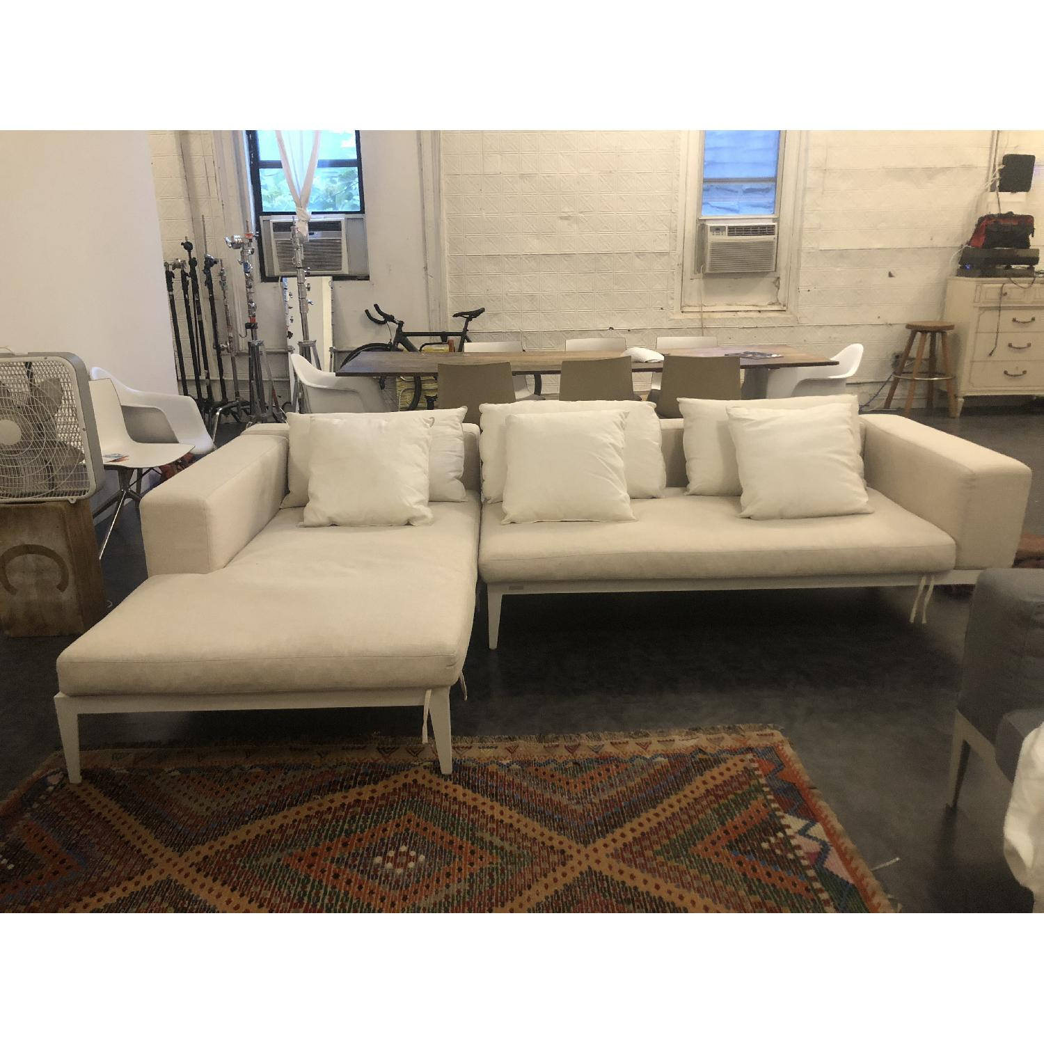 Harbour 1976 Balmoral 2-Piece Sectional Sofa w/ Chaise-3