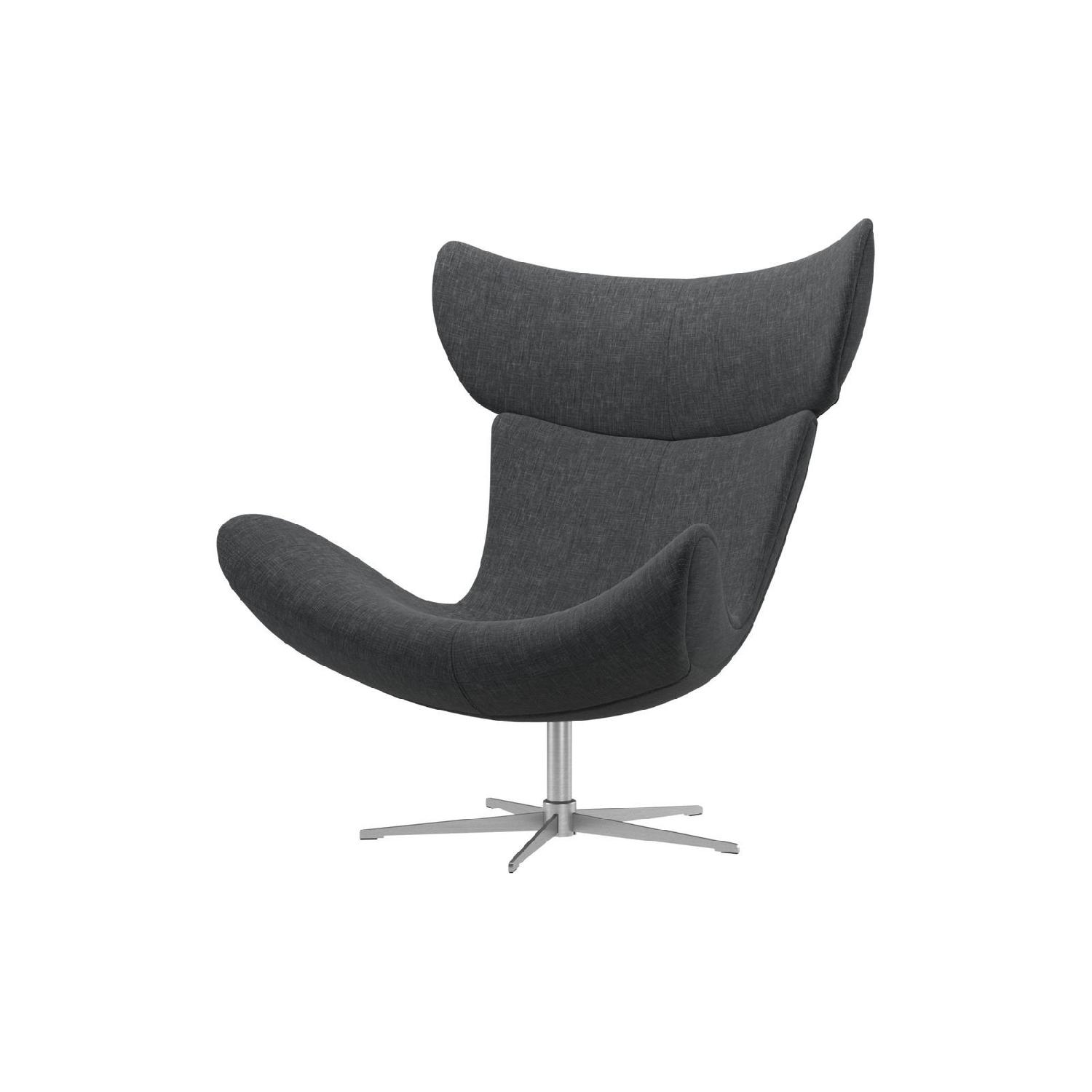 BoConcept Imola Chair & Footstool