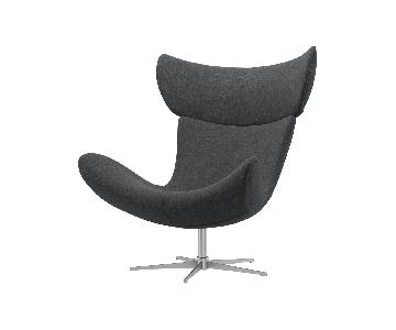 BoConcept Imola Chair & Footstool