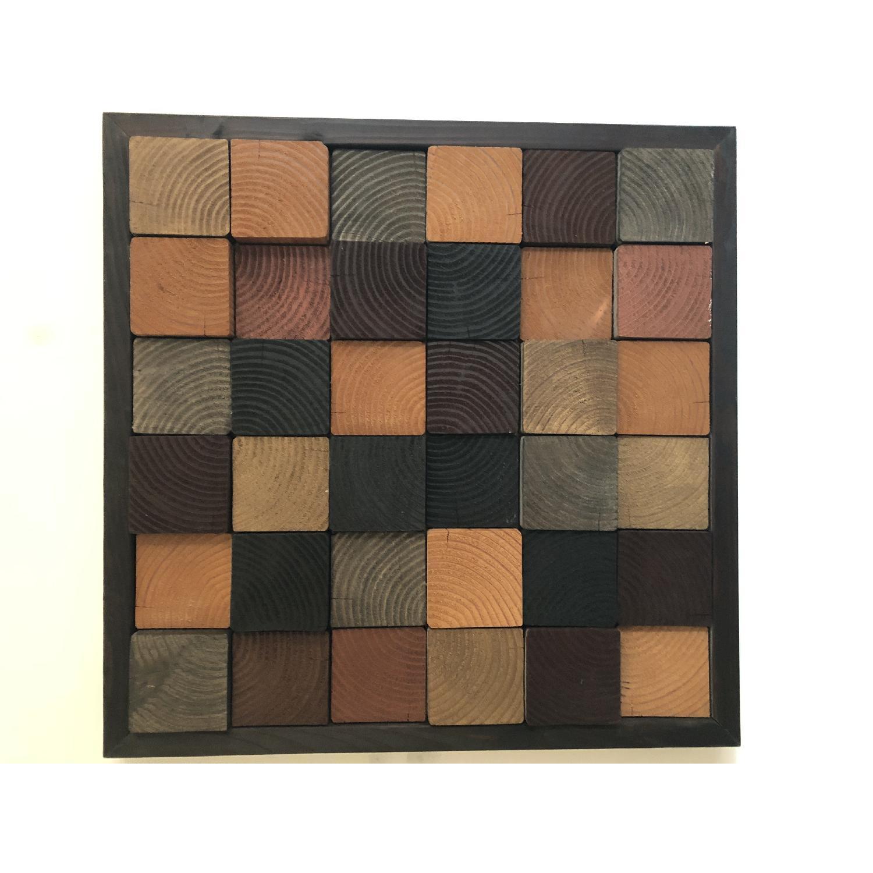 Reclaimed Wood Wall Art by Jaclyn Miller-1