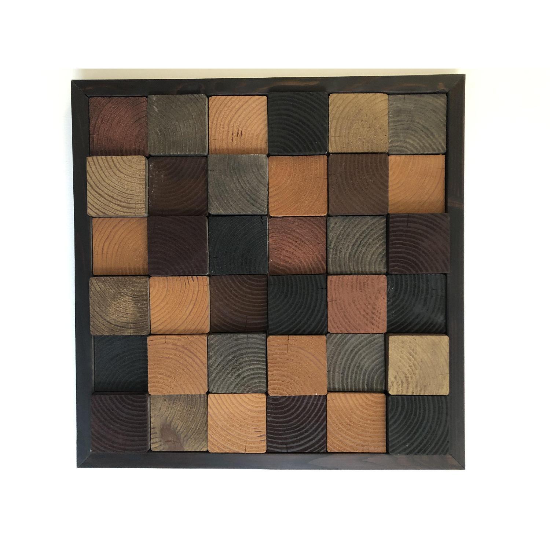 Reclaimed Wood Wall Art by Jaclyn Miller-3