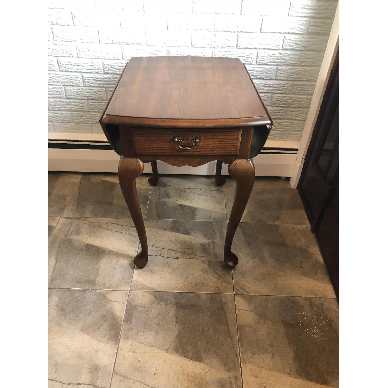 Hammary Drop-Leaf Coffee Table-0