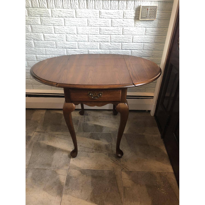 Hammary Drop-Leaf Coffee Table-1