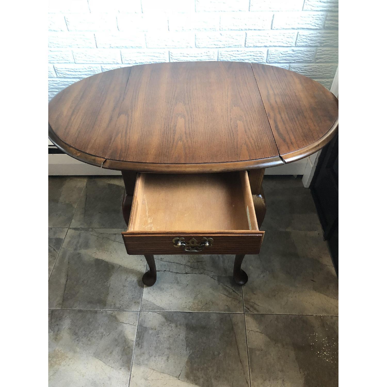 Hammary Drop-Leaf Coffee Table-4