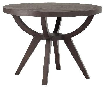 West Elm Arc Base Pedestal Dining Table