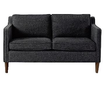 West Elm Hamilton Loveseat