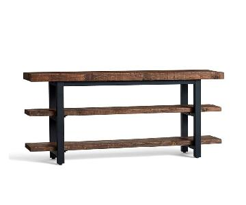 Pottery Barn Griffin Media Console