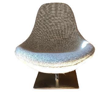 Organic Modernism TV Lounge Chair